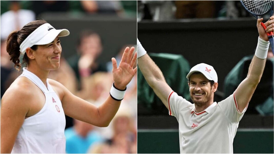 Garbine Muguruza and Andy Murray will be the star attractions at the Centre Court of Day-5 at Wimbledon 2021