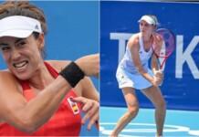 Garbine Mugurza vs Elena Rybakina will clash in the quarter-finals of the Tokyo Olympics 2020