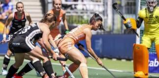 Germany women vs Netherlands Women Hockey