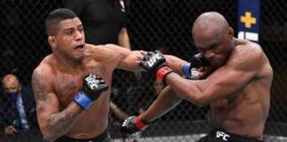 Gilbert Burns UFC 264