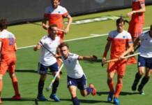 Great Britain vs Netherlands