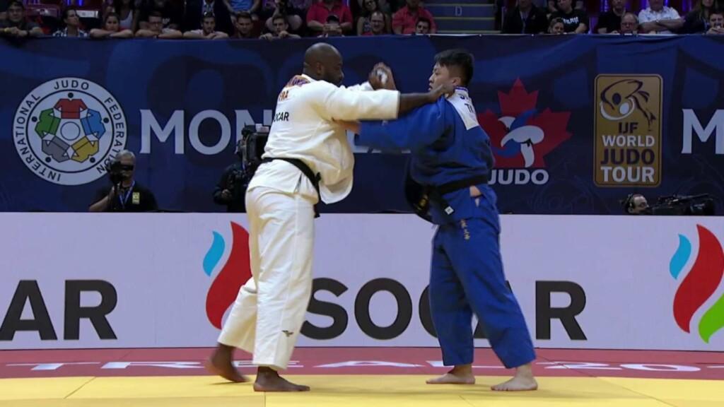 Harasawa vs Riner