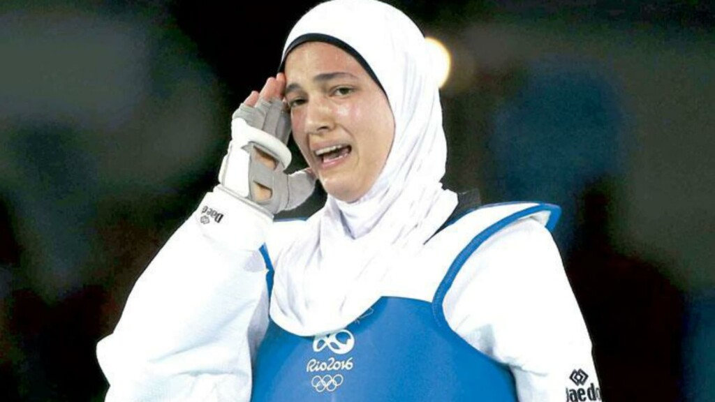 Hedaya Wahba Tokyo Olympics