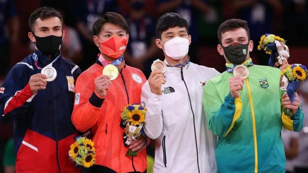 Hifumi Abe Tokyo Olympics
