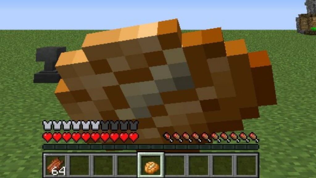 How to make a Baked Potato in Minecraft