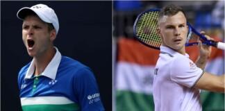 Hubert Hurkacz vs Marton Fucsovics will clash in the 1st round of the Tokyo Olympics 2020
