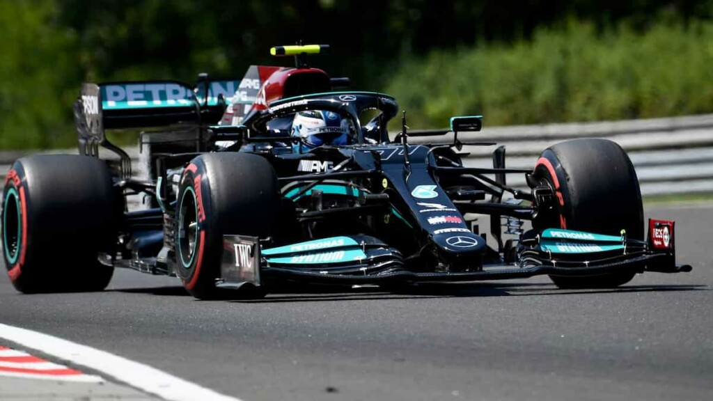 Hungarian GP Qualifying Result