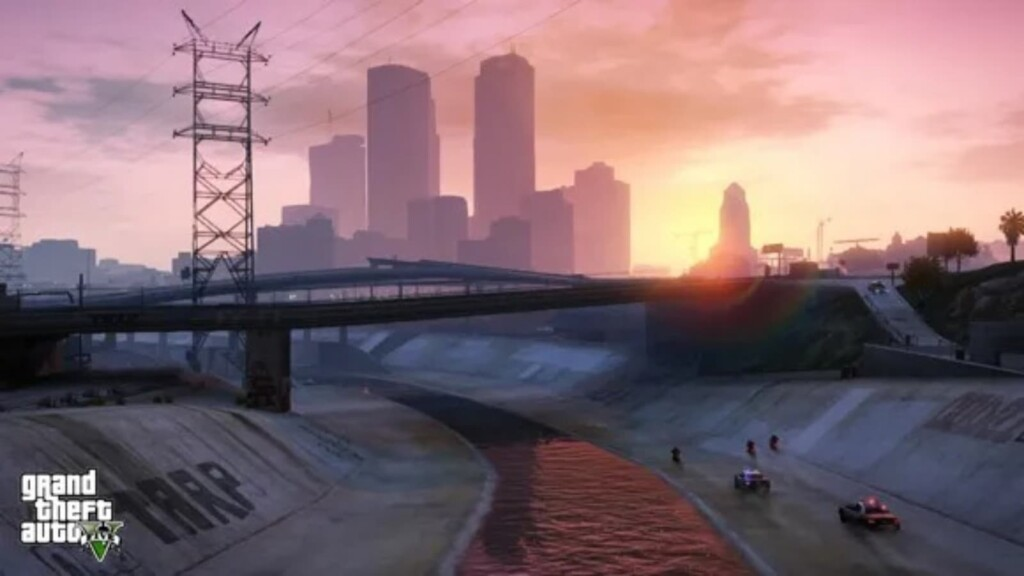 Why don't we have the full San Andreas map in GTA 5.