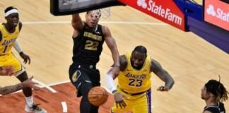 Desmond Bane on LeBron James