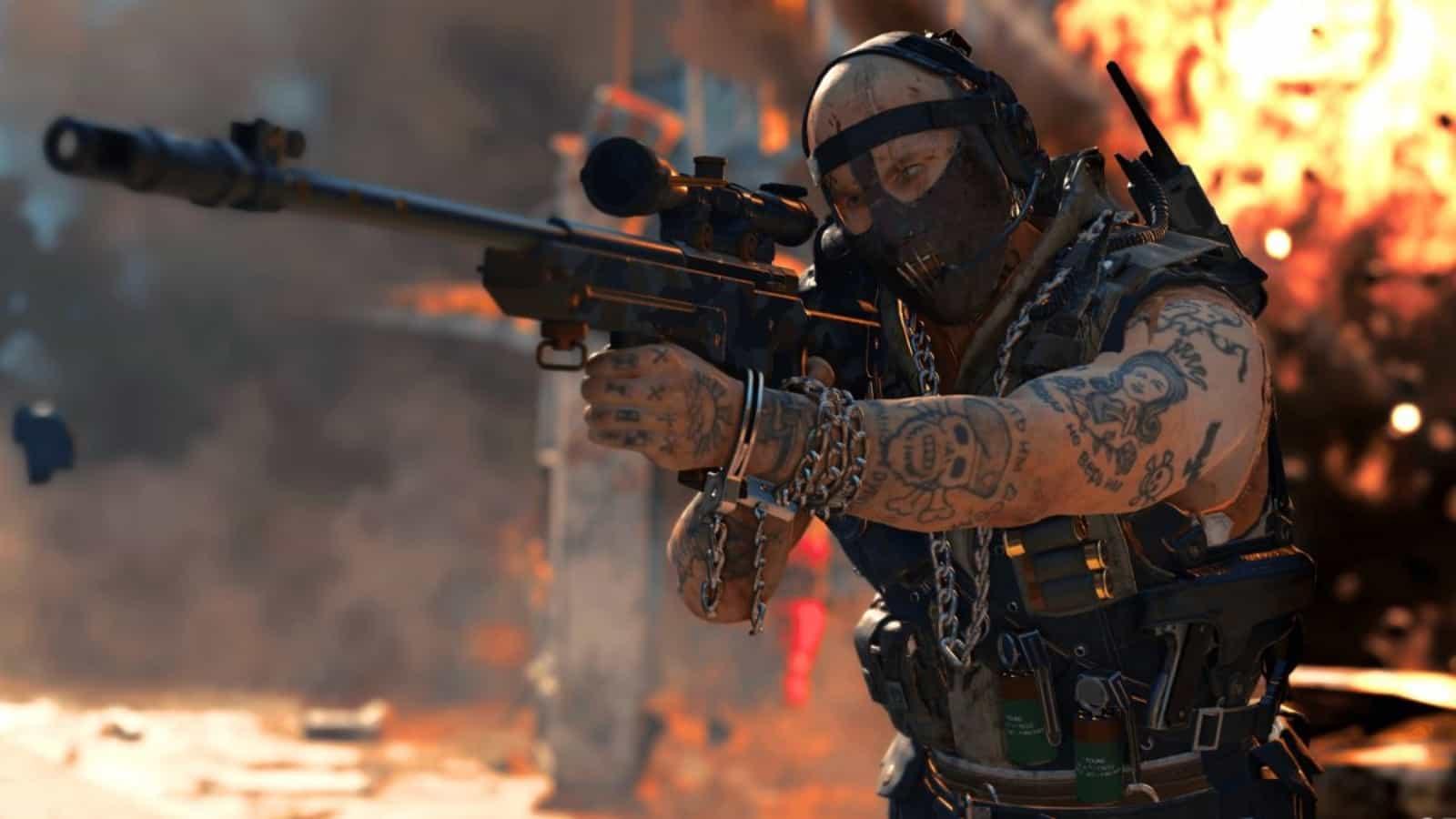 COD Warzone: The Best DMR 14 Warzone Loadout
