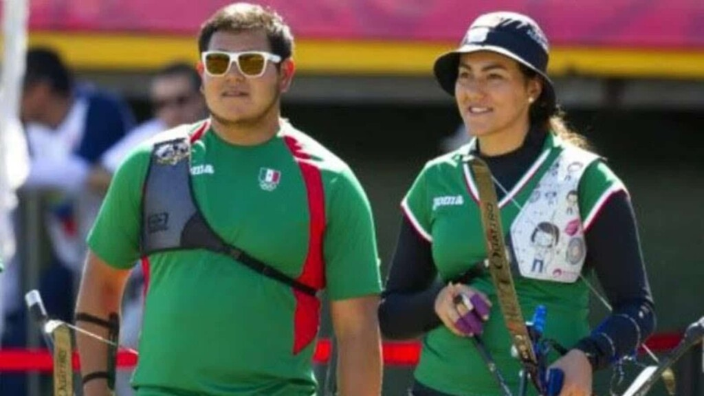 Alejandra Valencia and Luis Alvarez