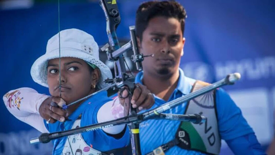 Deepika Kumari and Atanu Das will represent India at the Tokyo Olympics