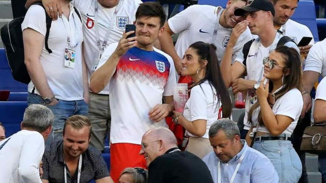 Harry Maguire Girlfriend: Know about the life partner of the hotshot Manchester United defender