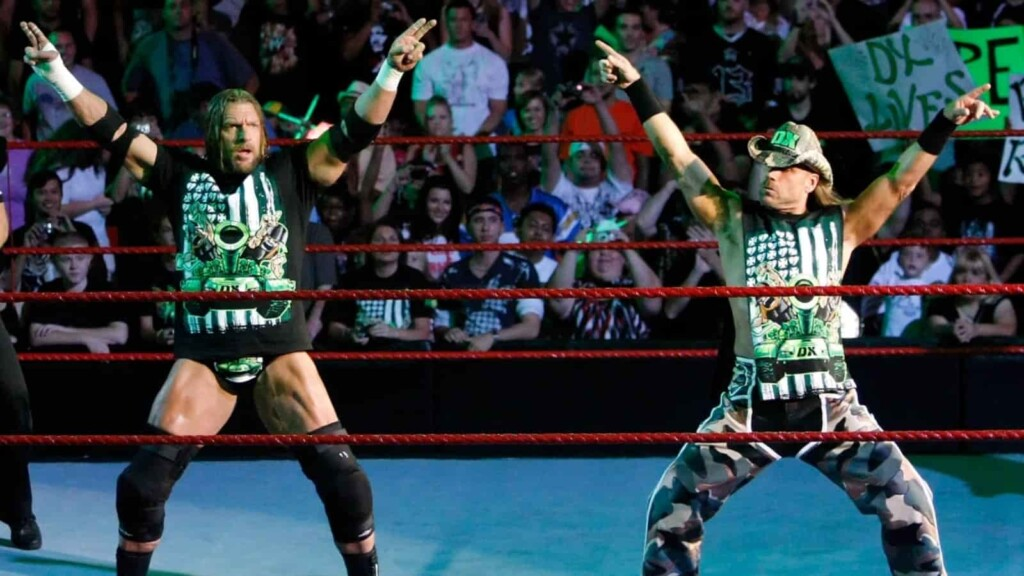 Top 5 betrayals in the WWE