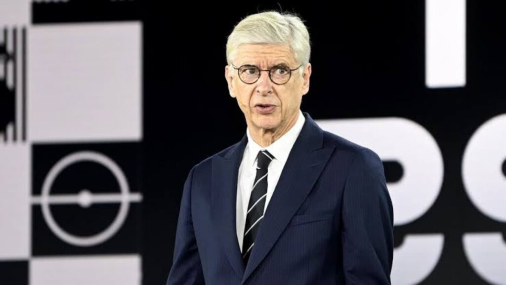 Arsene Wenger on the World Cup