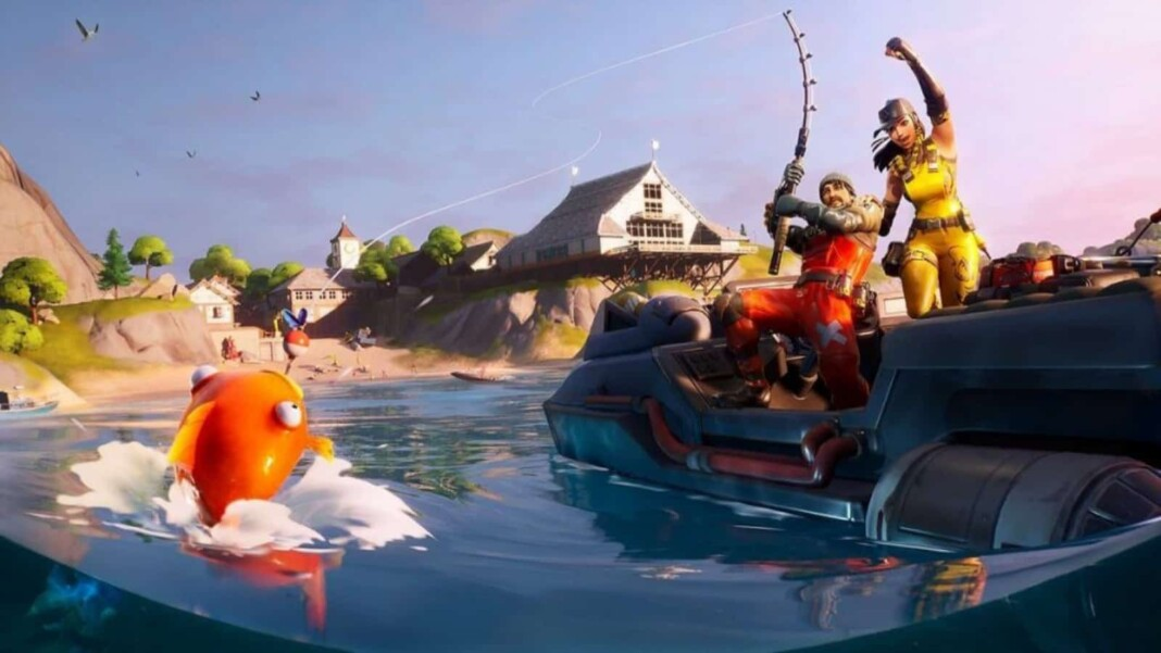 Fortnite Pro Fishing: New Creative Map Code and All About it