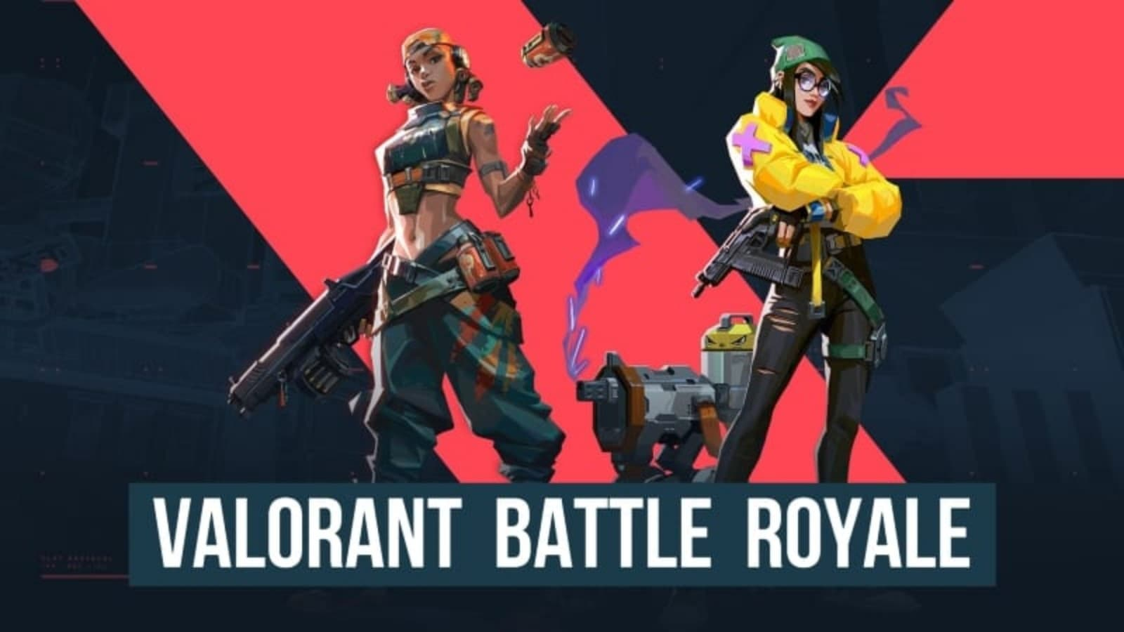 Valorant Battle Royale Mode Leaks Hinted By Sources