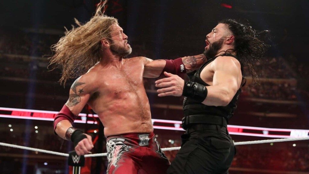 Money in the Bank: Reigns vs Edge