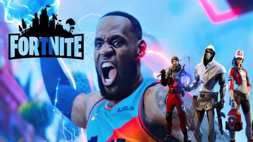 How to Get Fortnite LeBron James Skin in Season 7 Icon Series