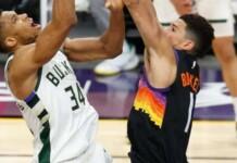 Milwaukee Bucks vs Phoenix Suns live stream