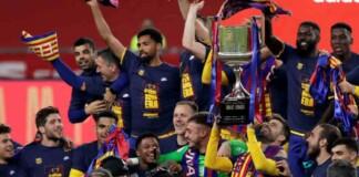FC Barcelona: Copa del Rey 2020/21