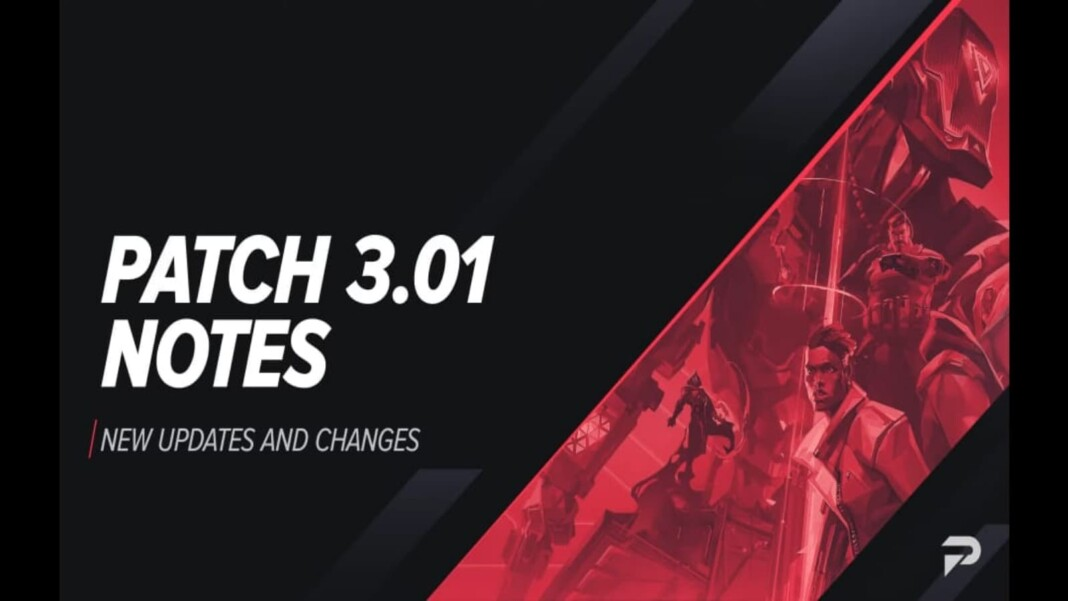 VALORANT Patch Notes 3.1: All-New Changes and Fixes in Episode 3