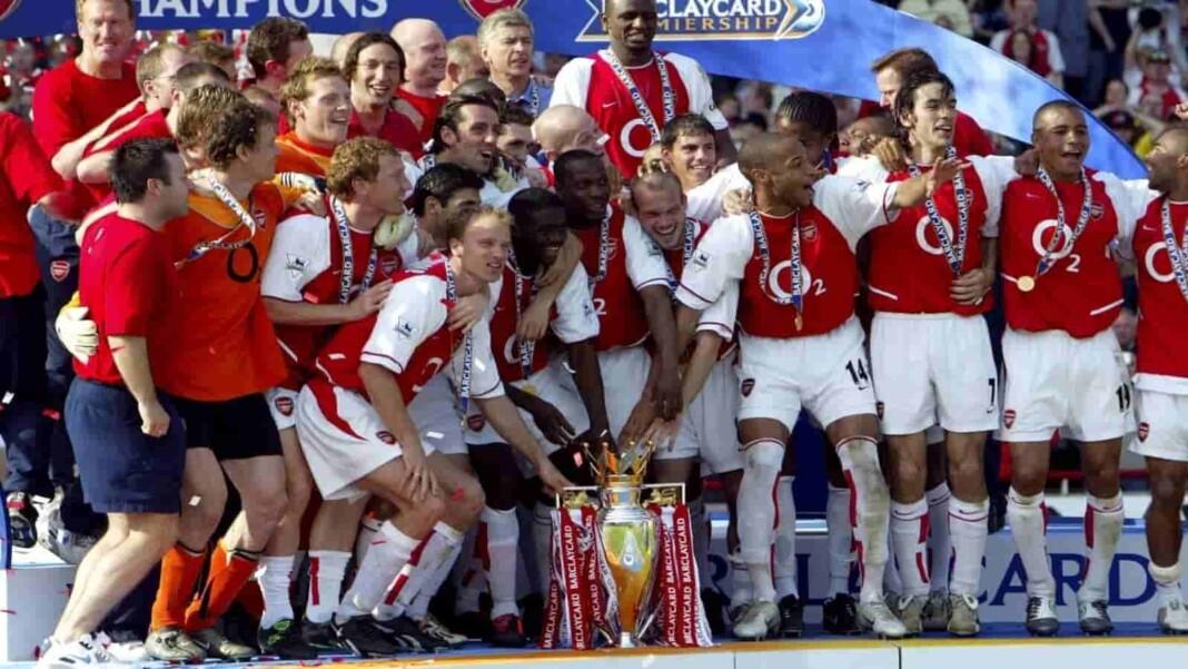 Invincibles_Arsenal