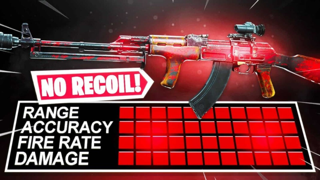 The Best AK47 Warzone Loadout with Details