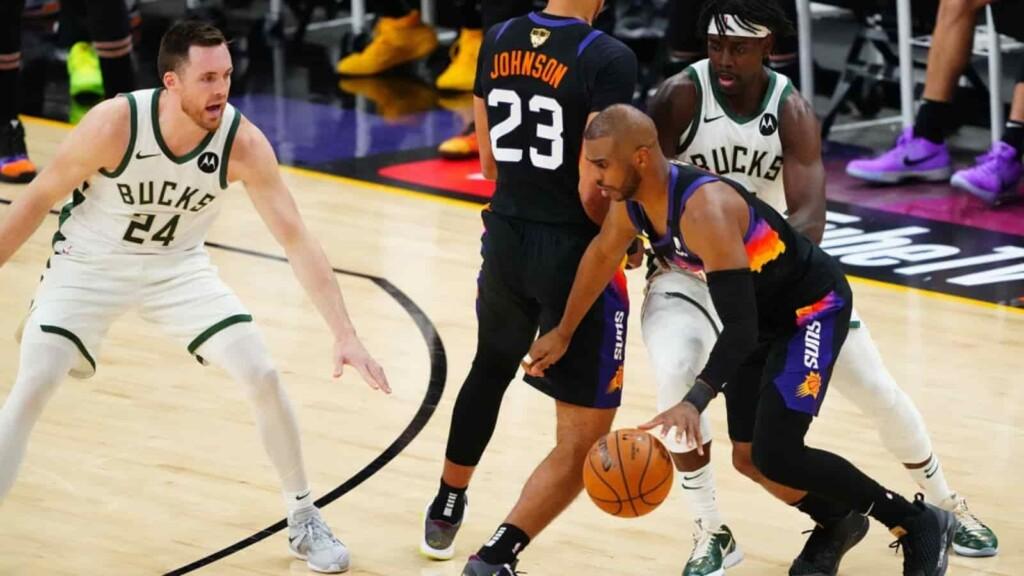 Phoenix Suns vs Milwaukee Bucks Predictions
