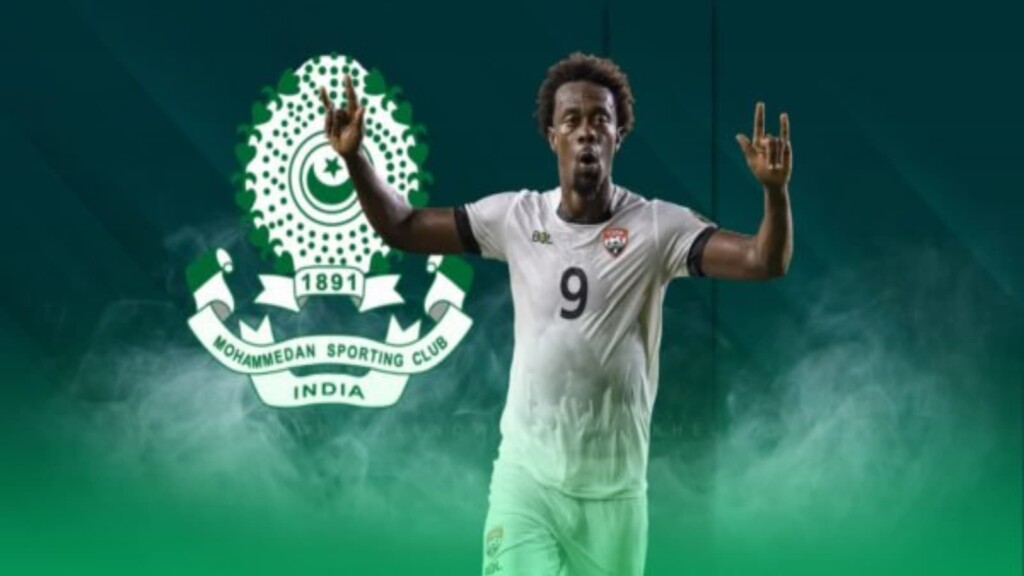 Mohammedan SC signs Marcus Joseph on a one year deal
