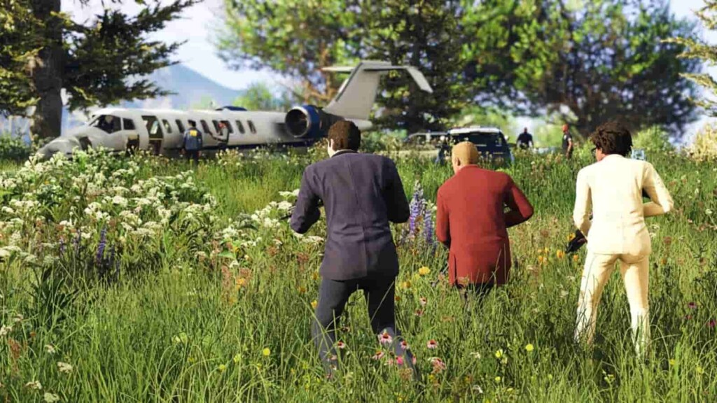 Rockstar adds new survival modes to GTA 5