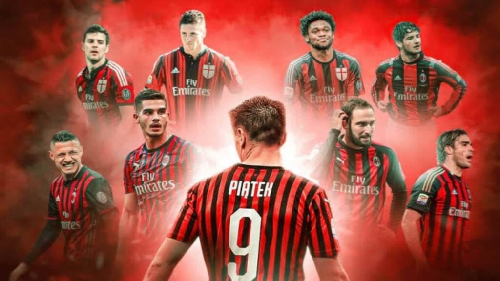 AC Milan's #9 curse