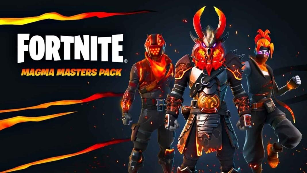 Fortnite Magma Legends Pack: New Bundle in Season 7