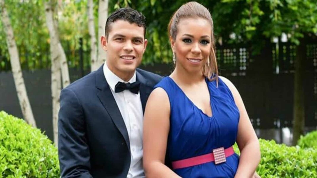 Thiago Silva Wife: Know about the private life of the veteran 2020 Champions League winning defender