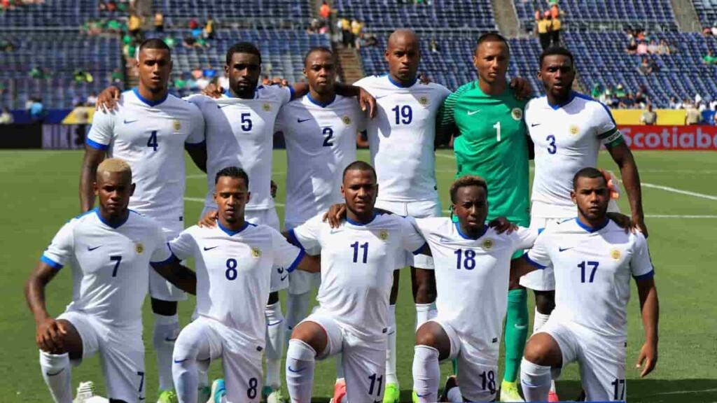 Curacao National Team.