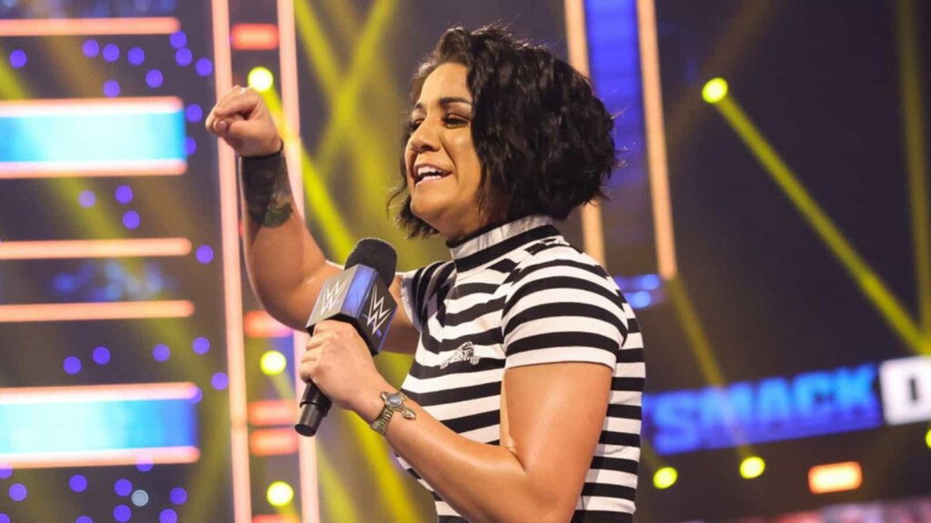 Bayley pulls out of Money in the Bank