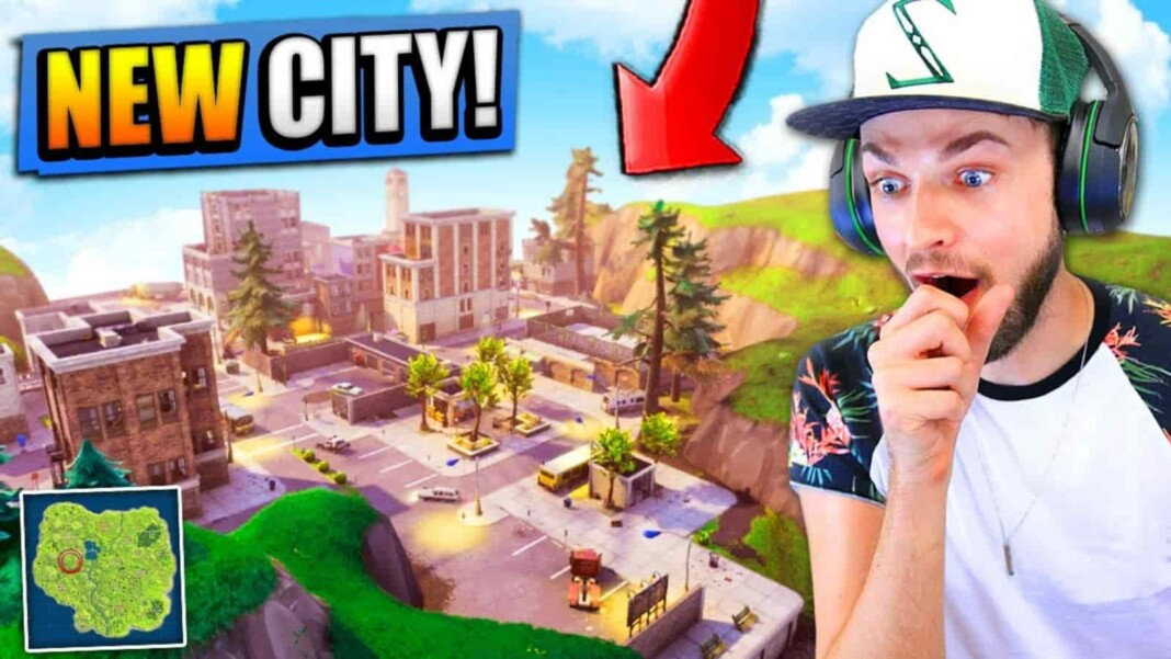 Fortnite City Royale: New Creative Map