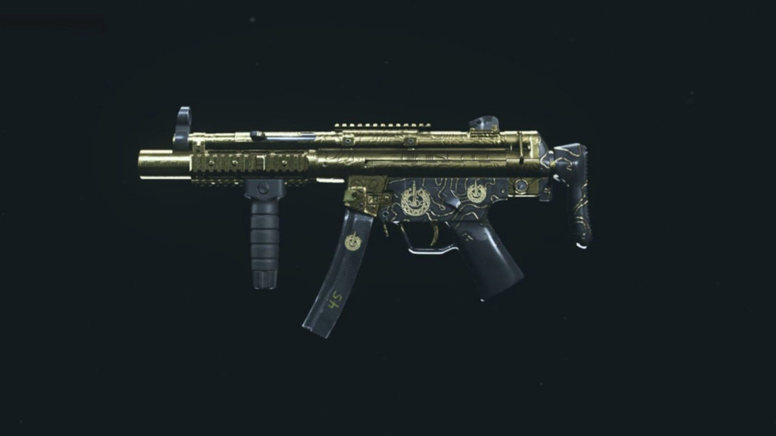 The Best MP5 Warzone Loadout with Details