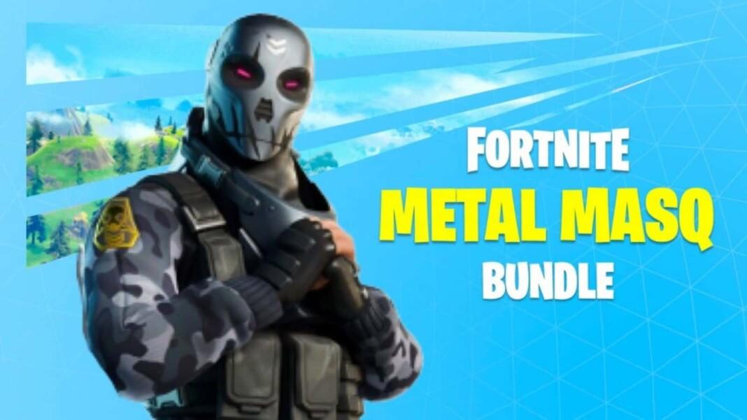 Fortnite Metal Masq Bundle: How to Get Bundle