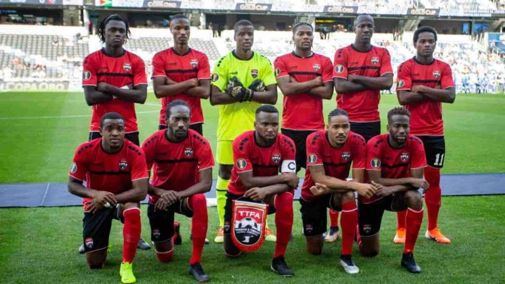 Trinidad and Tobago vs El Salvador_Match