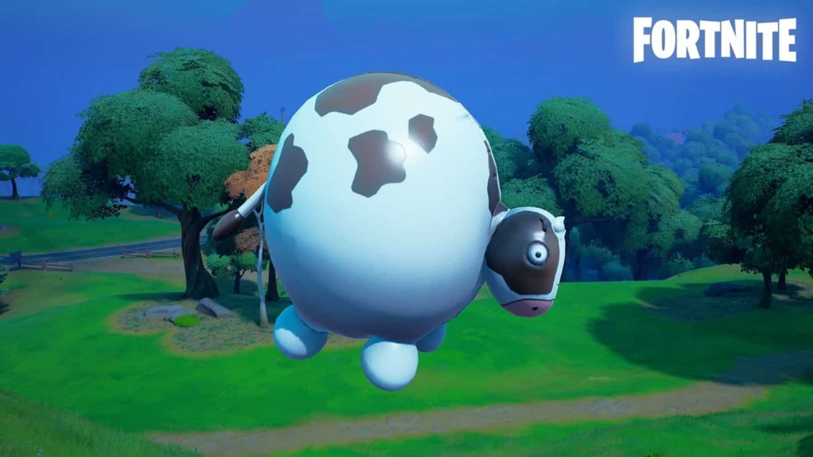 Fortnite Inflate-A-Bull: Where to Find and How To Use in Challenge