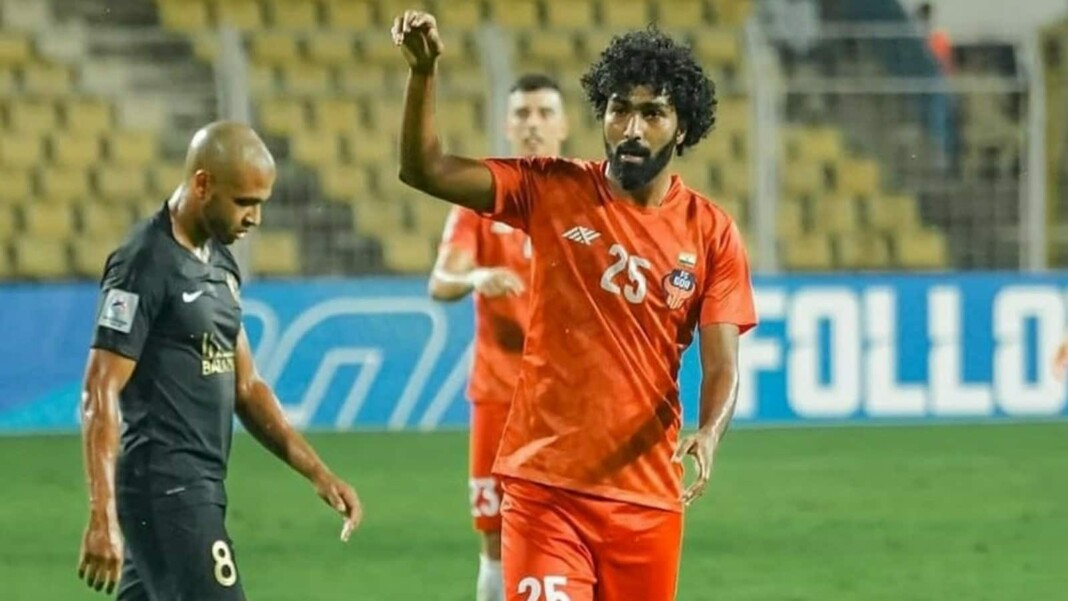 Glan Martins signs new long-term deal with FC Goa