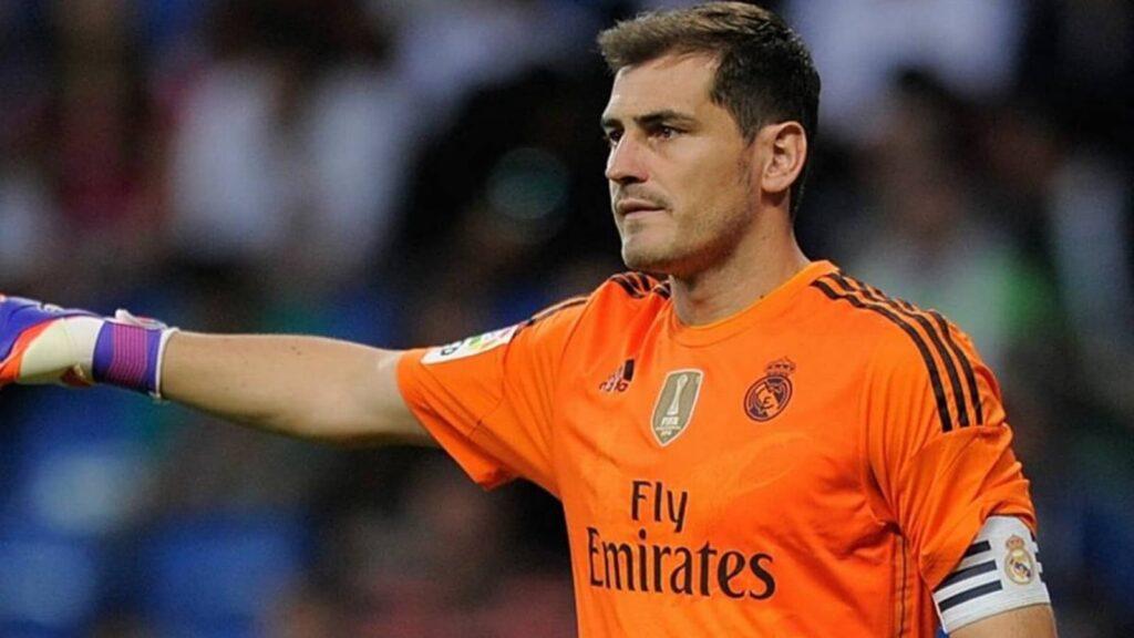 Iker Casillas - FirstSportz