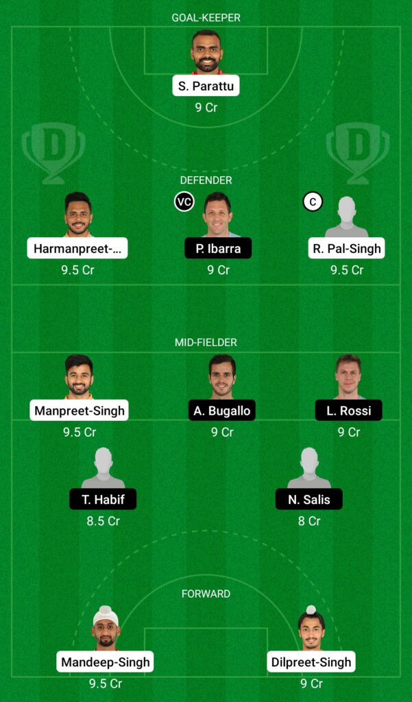 Tokyo Olympics 2020: IND vs ARG Dream11 Prediction, Playing XI, Teams, Preview, and Top Fantasy picks (Hockey)