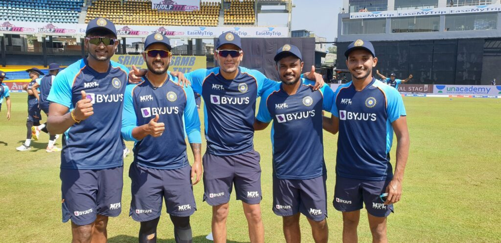 India debutants - FirstSportz