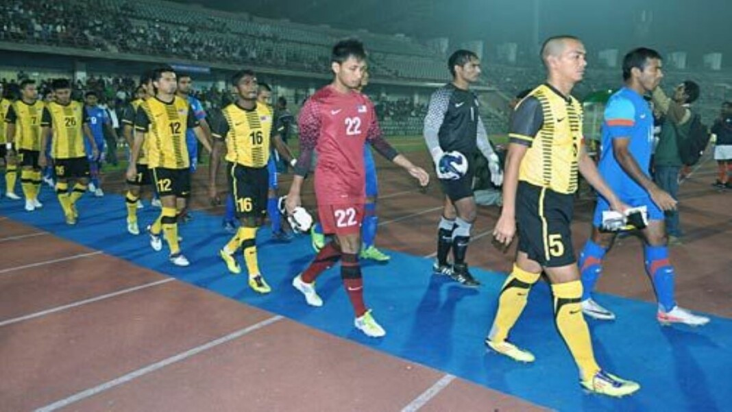 Malaysia invites the Indian football team for an international friendly