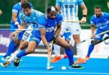India vs Argentina
