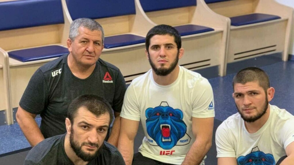 Islam Makhachev thanks Khabib Nurmagomedov