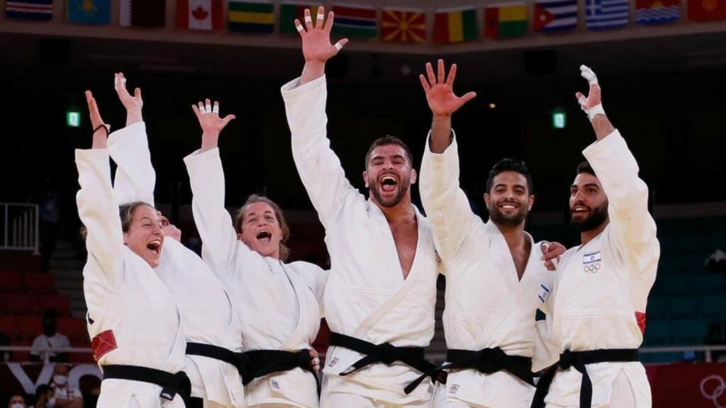 Israel Judo Team