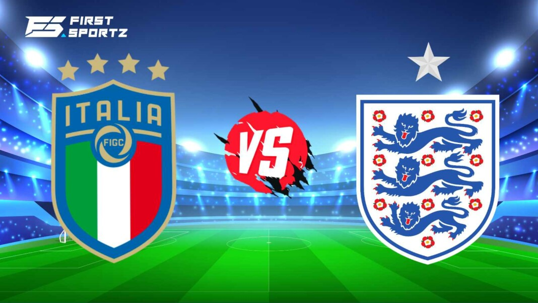 Italy vs England Live Stream